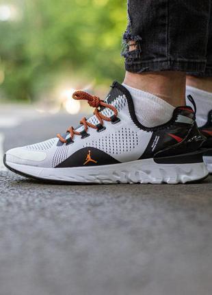 Nike air jordan react havoc  мужские стильные кроссовки