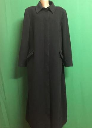 Демисезонное классическое пальто marks&spencer