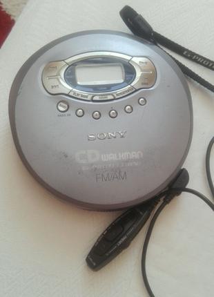 CD плеер SONY