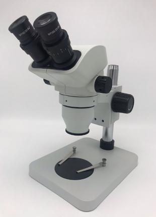 ST 7030 микроскоп качество Olympus линзы 23мм 20х/40х бинокуля...