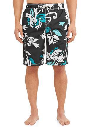 Kanu surf мужские шорты для купания. размер м. защита upf 50. ...