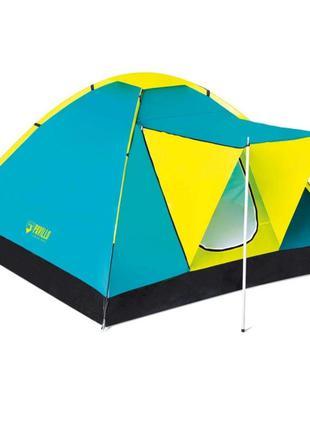 Палатка туристическая трехместная Pavillo Bestway 68085 «Cool Dom