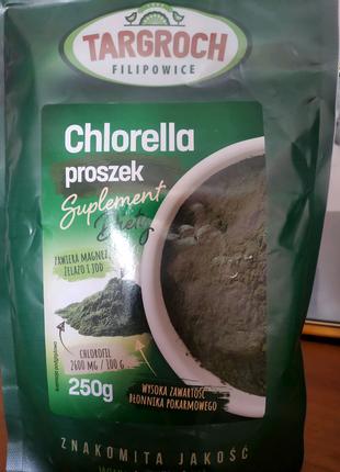 Хлорелла в порошке.Польша. 250 грамм.
