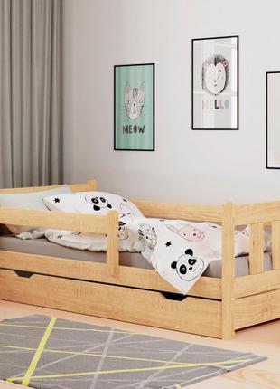 Кровать Т-Marinella сосна