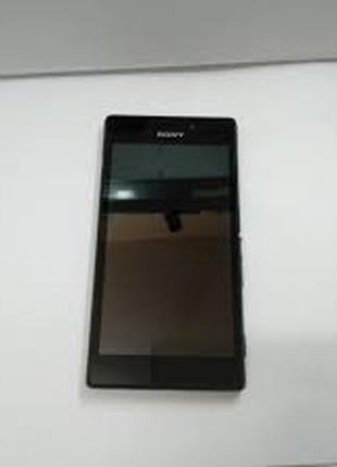 Моб телефон SONY D2302 XPeria M2 Dual Black