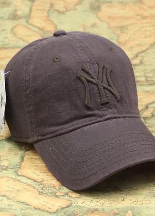 Бейсболка кепка new york yankees оригинал