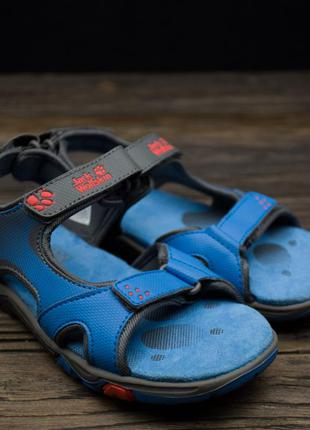 Сандали босоножки jack wolfskin puno bay sandal b оригинал р-34