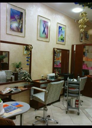 Аренда рабочих мест массажистов, парикмахеров, маникюра