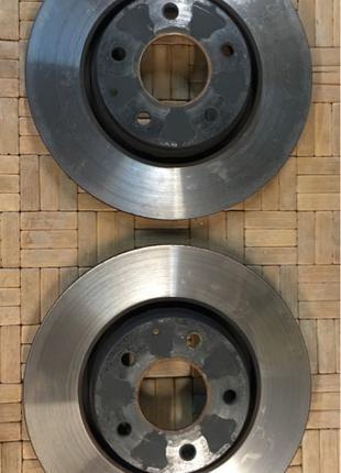 Тормозные диски Mazda CX-5