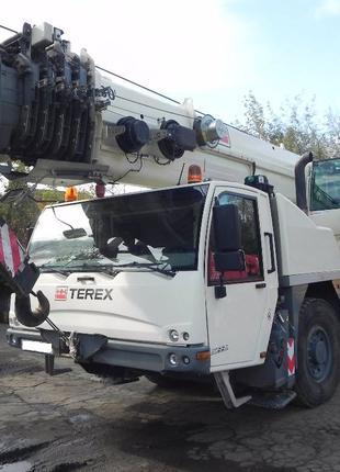Автокран Terex-Demag AC 55L