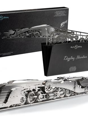Металлический конструктор Time4Machine Dazzling Steamliner