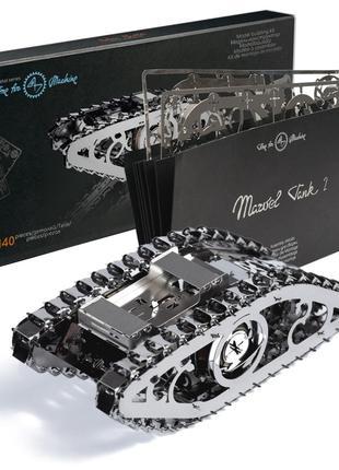 Металлический конструктор Time4Machine Marvel Tank 2