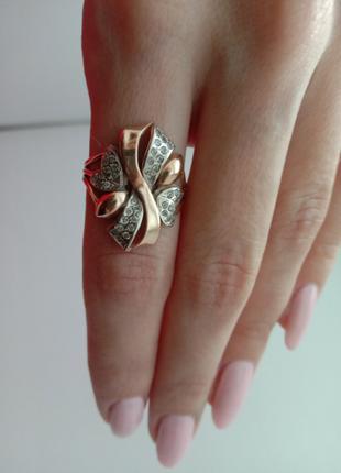 Кольцо .Золото 585*