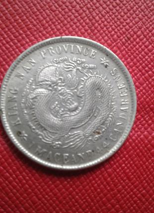 20 цент 1901 китай