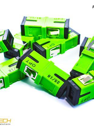 Оптичні Адаптери SC LC FC ST E2000