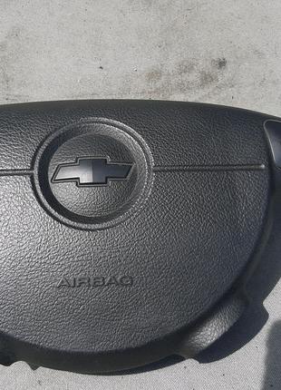 Подушка безопасности Шевроле Авео Т200