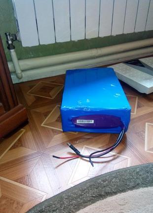 Lifepo4 48v30ah bms60a аккумулятор для электровелосипед электр...