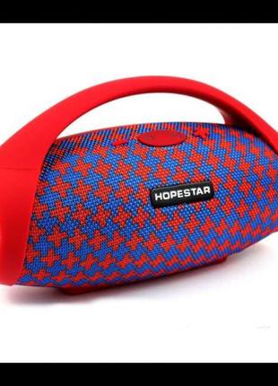 Портативная bluetooth колонка спикер Hopestar H32