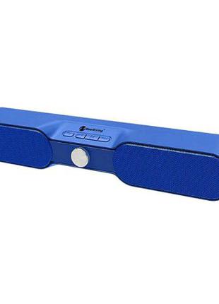 Портативная bluetooth колонка спикер NR-4017