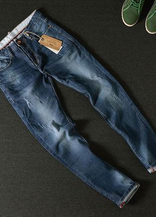 Летние мужские джинсы sea horizon оригинал