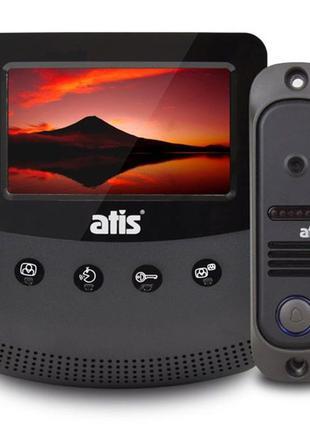 Комплект домофон + вызывная панель ATIS AD-430B Kit box