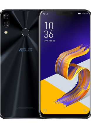 Глобальная версия Asus Zenfone 5 NFC 4Gb 64 Gb Blue Налож