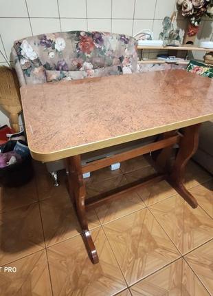 Стол на кухню. Стол деревянный. Стіл на кухню