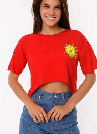 Женская майка топ футболка трикотаж  Производитель: Турция little