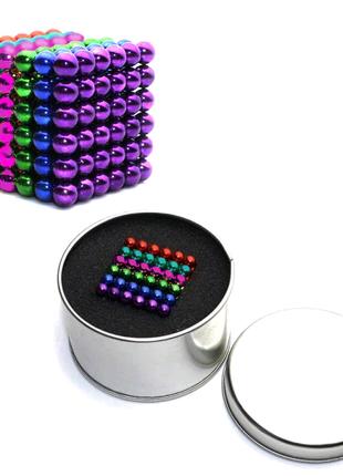 Неокуб, 216 шариков (разноцветный)