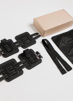 Гравитационные/инверсионные ботинки для турника крюки для ног