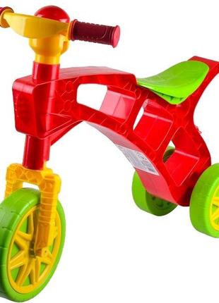 Каталка Ролоцикл (красный)