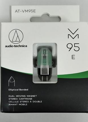 Головка звукоснимателя Audio-Technica AT-VM95E