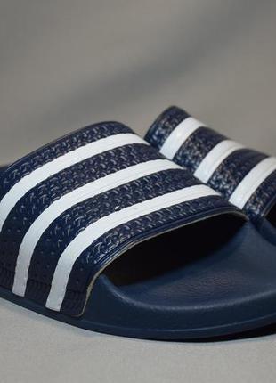 Шлепанцы сланцы adidas originals slippers adilette мужские ита...