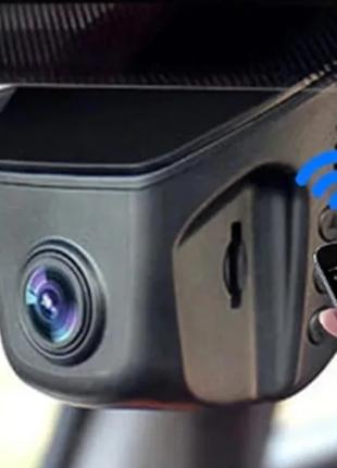 Автомобильный видеорегистратор DVR D9 WiFi HD 1080p на лобовое ст