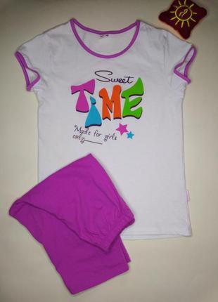 Пижама на девочку 9 лет 💥 распродажа