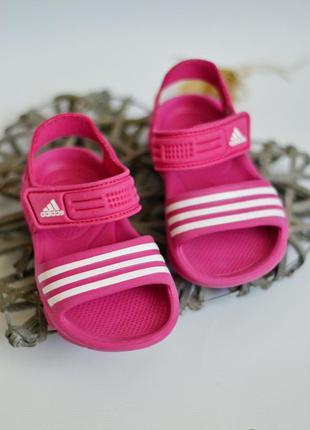 Классные босоножки сандали adidas 15-15.5см