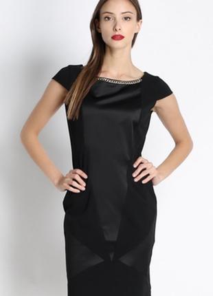 Коктейльное платье rinascimento италия / xs