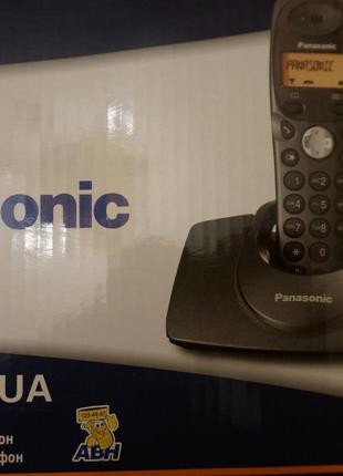 Телефон Panasonic KX-TG1107UA (радіотелефон)