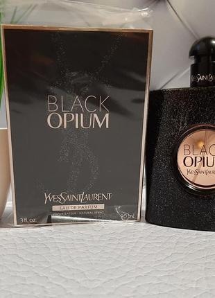 💣оригинал 💣90 мл yves saint laurent black opium edp восточный,...
