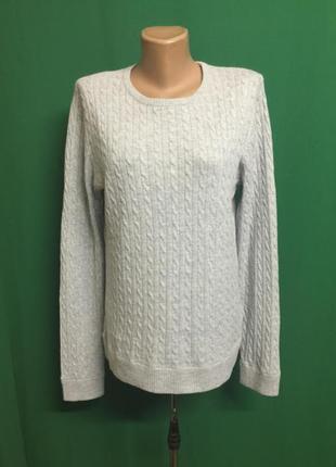 Полушерстяной свитер logg от бренда h&m