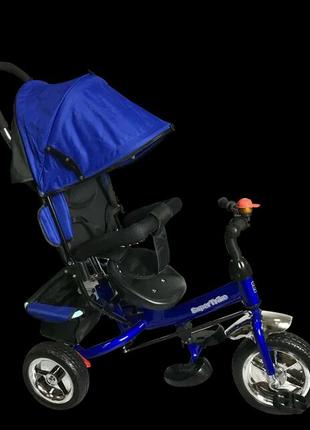 Детский трехколесный велосипед Best Trike 5588  предназначен для
