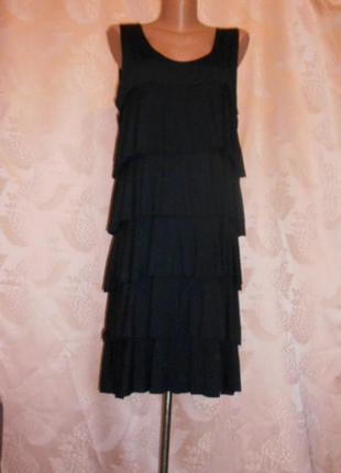 Маленькое черное платье yessica (48-50)