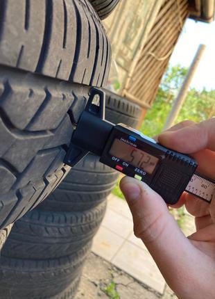 Резина летняя 195/60/15 Dunlop 5,5мм