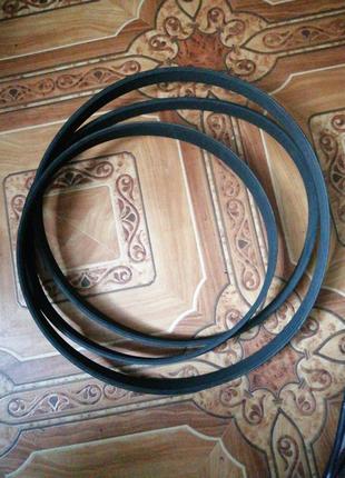 Ремень автотехнический. 232мм,,диаметр**20мм,,ширина