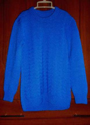 Шерстяной детский свитер  6-10 лет(сток)