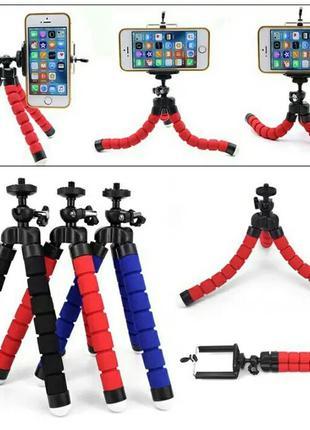 Штатив для телефона, осьминог, монопод, GoPro держатель, трипод
