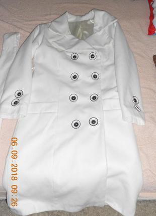 Пальто женское холодная осень
