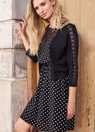 Стильное платье 50 размер