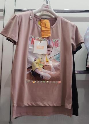 Женская турецкая футболка турция raw