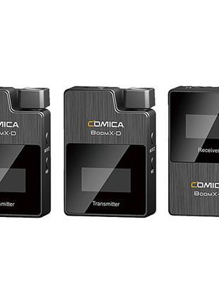 Радиосистема Comica BoomX-D D2 (2TX+RX) (BoomX-D D2)